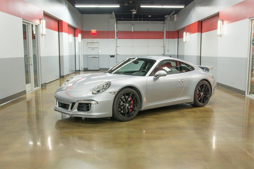 Porsche 911 Carrear 991