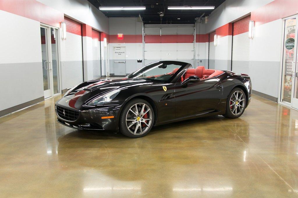 Ferrari California Hardtop Convertible