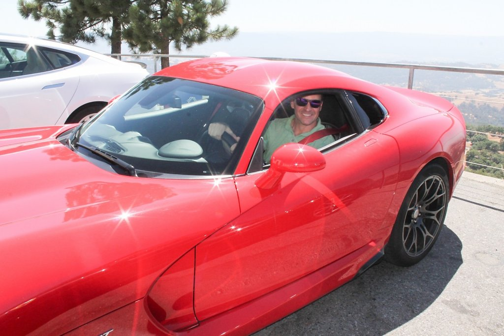 Exotic Car Sprint Experience in San Jose