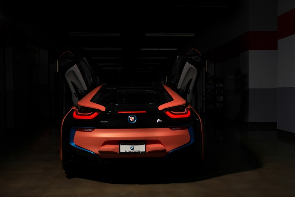 BMW i8 - Retired
