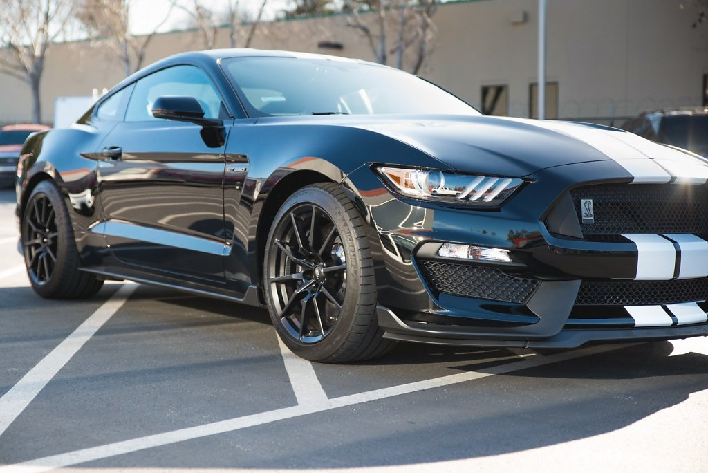 Ford Mustang Shelby 2016 - Retired