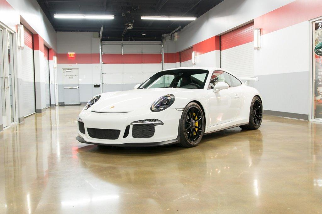 Porsche GT3 - Retired