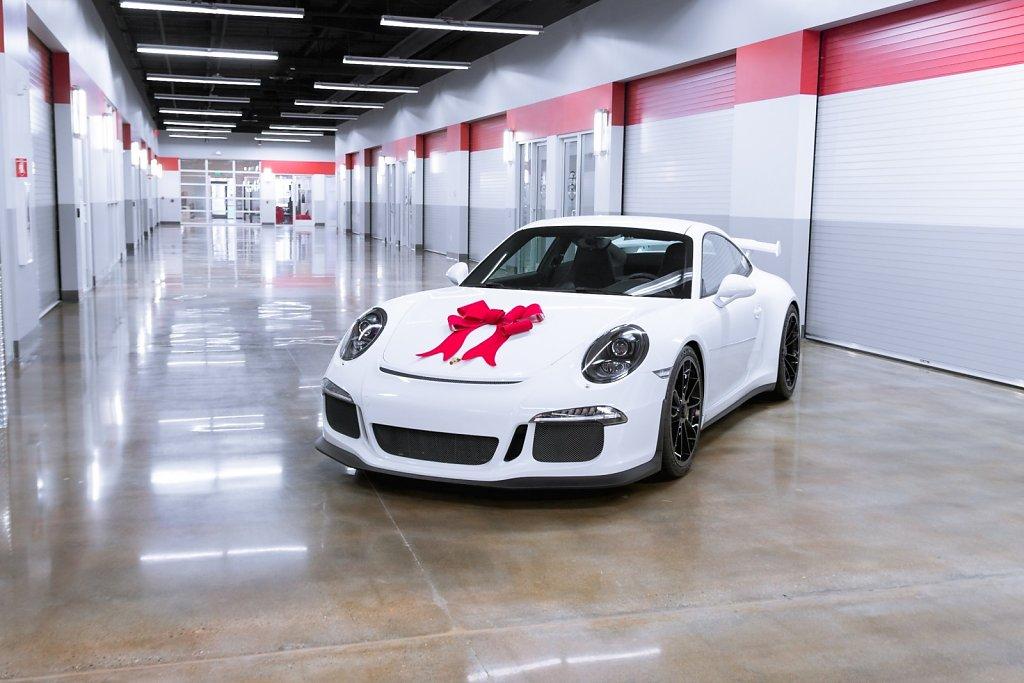 Rent Porsche GT3 991