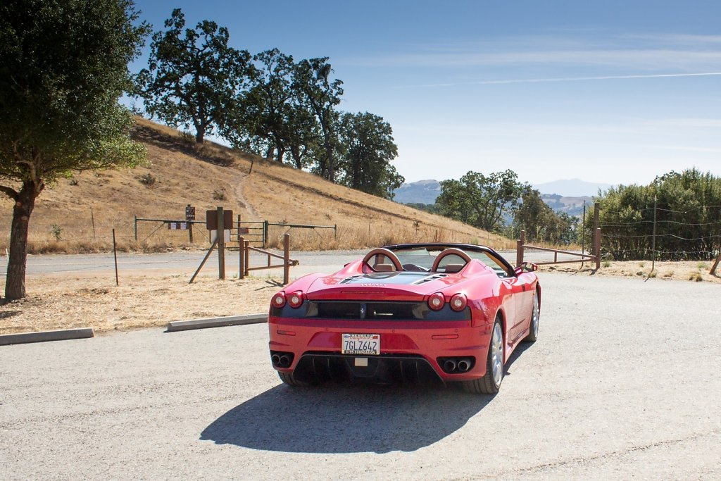Ferrari F430 Spider - Retired