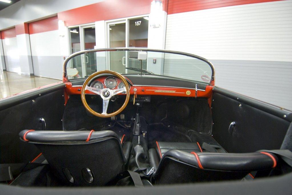 Porsche 356 - Retired