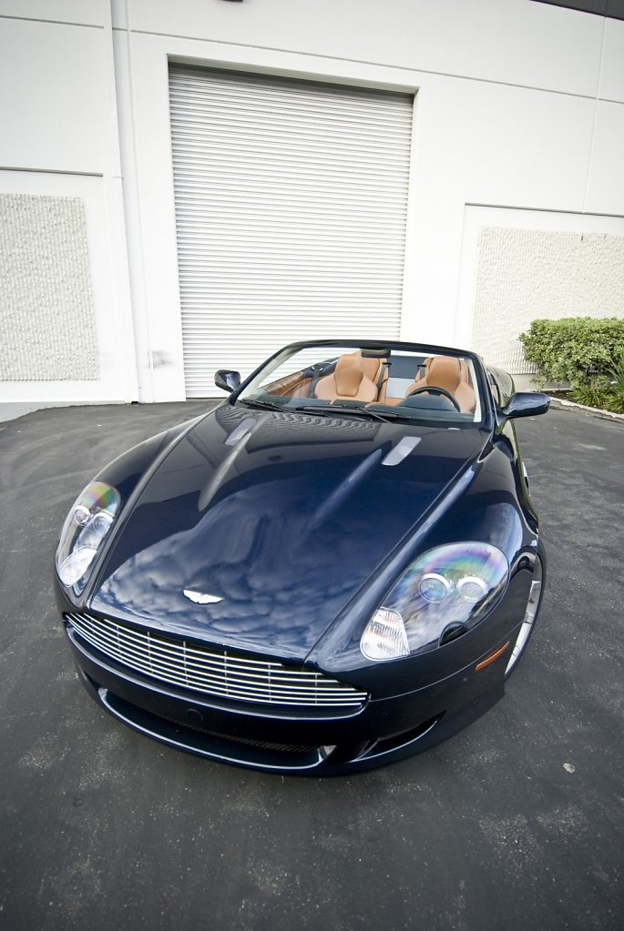 Aston Martin DB9 - Retired
