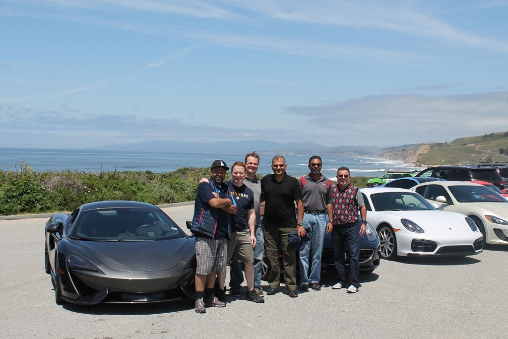 5-11-17 NorCal Exotic Car Tour