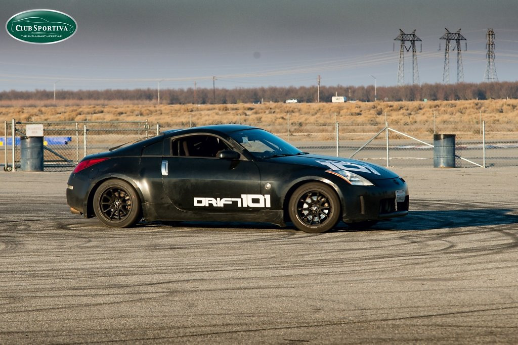 Drift 101 at Buttonwillow