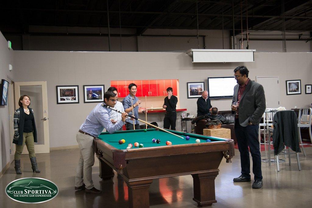 Club Sportiva @ AutoVino Open House