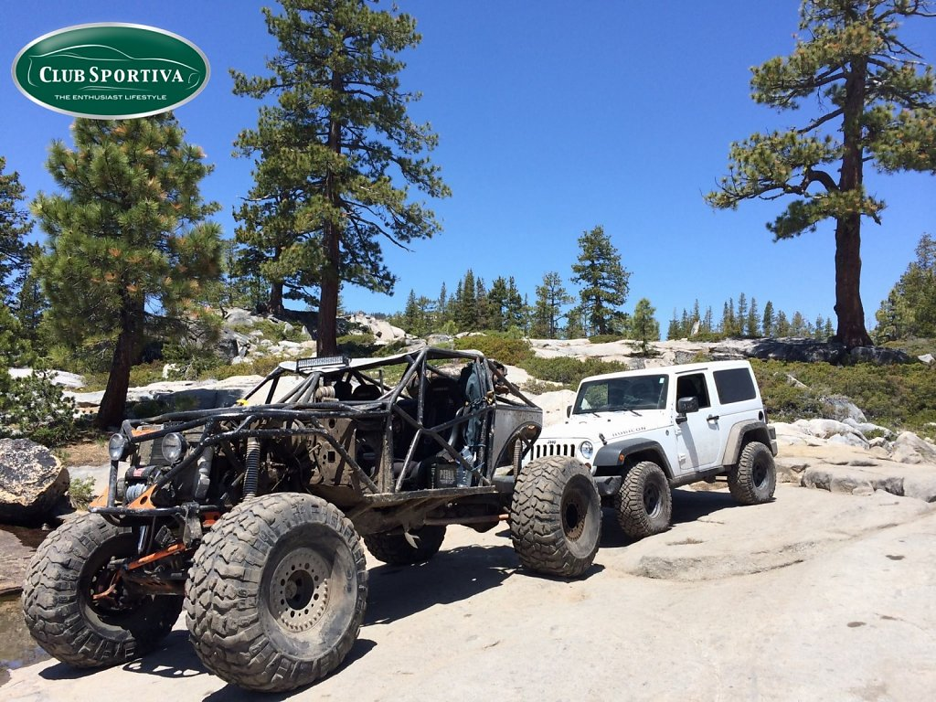 Members-Only: Rubicon Off Road Trip