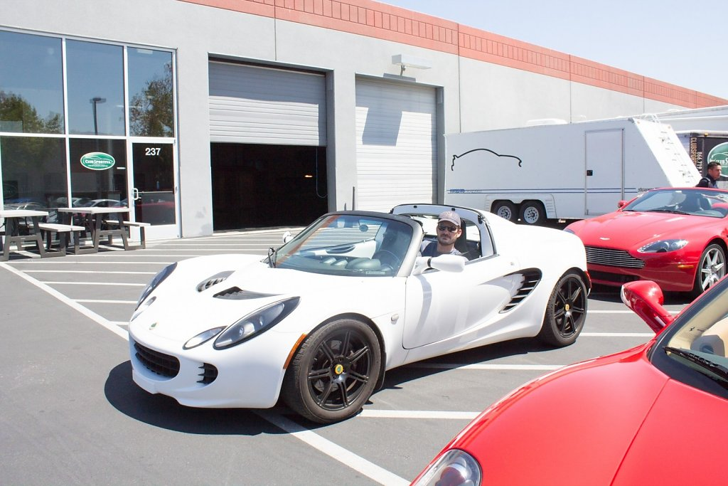 8-25-15 NorCal Exotic Car Sprint
