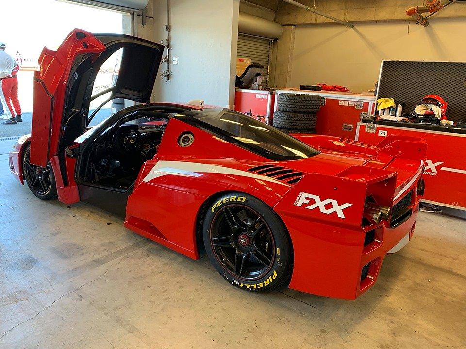 Laguna Seca Ferrari Challenge