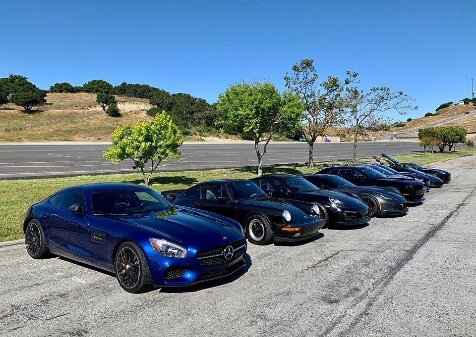 Laguna Seca Member Drive