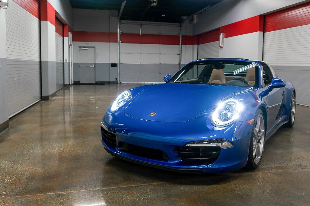 Porsche 911 Targa - Retired