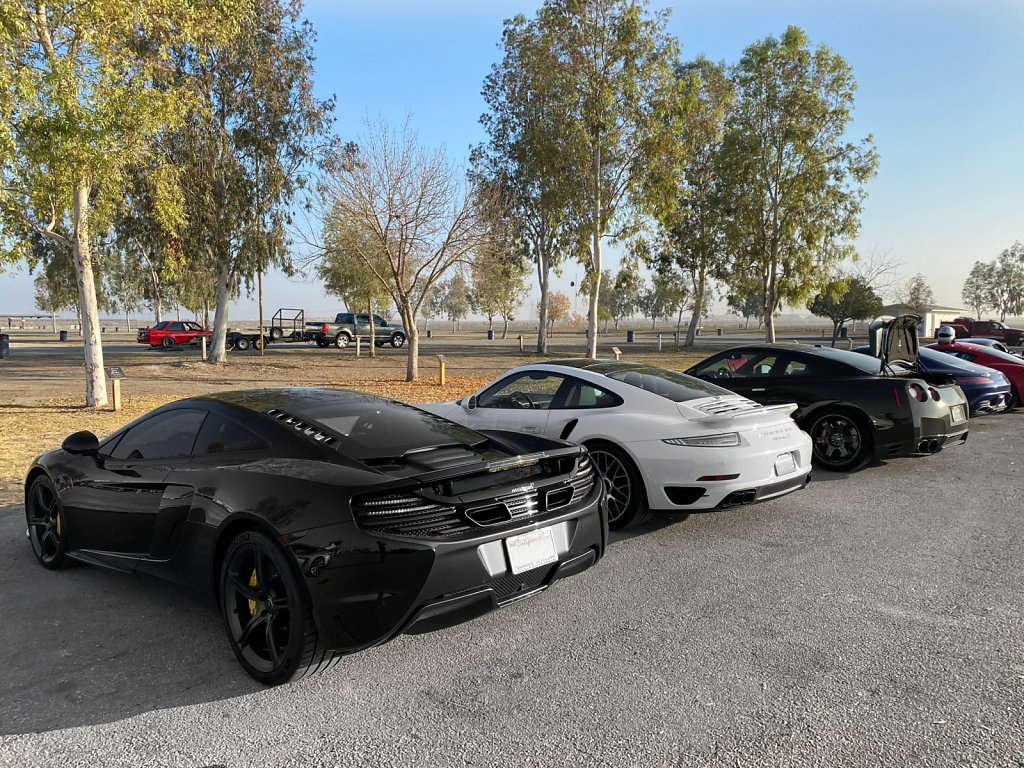 2019 Buttonwillow Track Day
